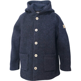 Ivanhoe of Sweden LO Capuchon Jas Kinderen, light navy